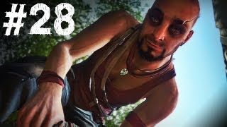 Far Cry 3 Gameplay Walkthrough Part 28 - The Definition of Insanity - Mission 22