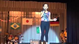 2013~2014賽馬會體藝中學四社歌唱比賽決賽_Part7