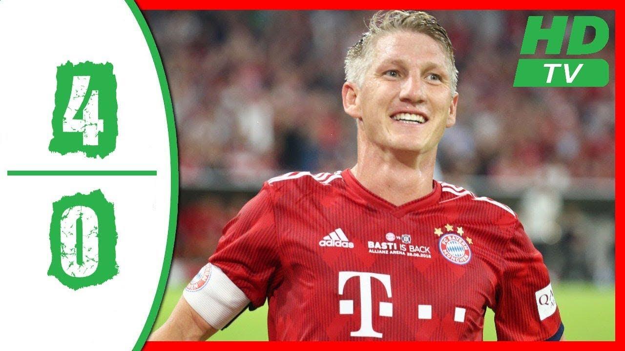 Download Bayern Munich vs Chicago Fire 4-0 (All Goals & Full Highlights 28/08/18)