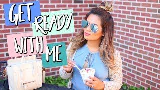 GET READY WITH ME: SUMMER EDITION  | BELINDA SELENE