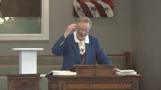 Pastor Ron Patton - Christian are to be sober - 7 5 2020