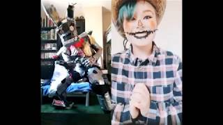 Spooky Challenge TIK TOK/MUSICALLY