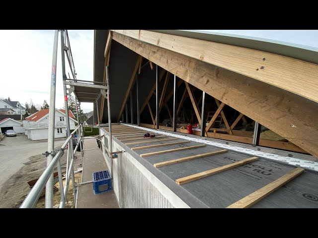 How I am building a Balcony on the second floor of my workshop - VLog126