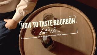 Behind the Bourbon bỳ Jim Beam®: How to Taste Bourbon