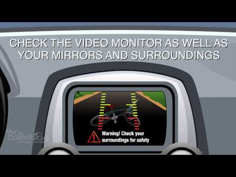 Back-up Camera – Quick Guide