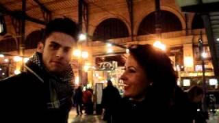 Baptiste Giabiconi lernt deutsch !!!