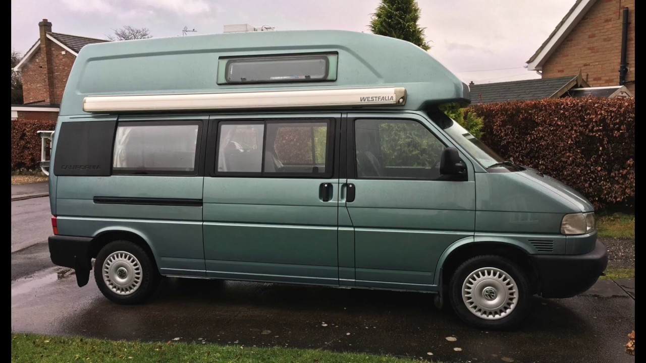 Innenausstattung T4 Our Westfalia California Exclusive Hitop Campervan Is Sold Youtube