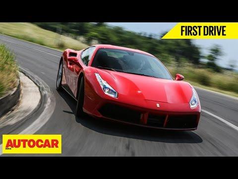 Ferrari 488 GTB | First Drive | Autocar India