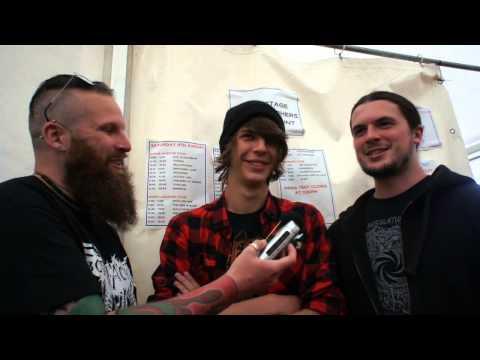 Born Of The Jackal Bloodstock Interview 2014