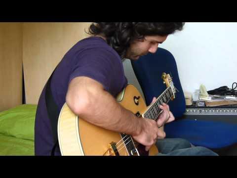 TIMELINE (Brecker) Metheny solo