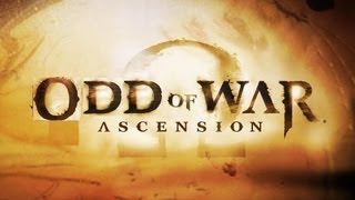 God of War Ascension w/ The Wizard Of Odd