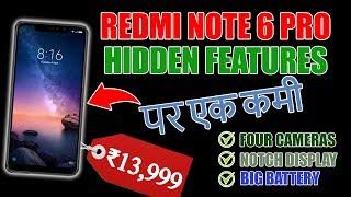 Redmi Note 6 Pro, Hidden Features, Ek Badi Kami, Should You Buy Note 5 Pro??