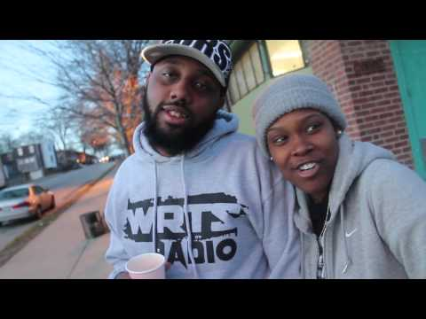 DatNiggaLil Newz And Leenbean Cypher/Blog Ft Werunthestreets Ant Shot By  @P_OBH