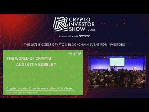 The Growth of Cryptocurrency Trading - Iqbal Gandham | Main Stage | Crypto Investor Show, London