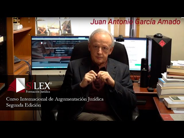 Curso Internacional de Argumentación Jurídica Segunda Edición