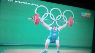 Александр Зайчиков - рывок 193