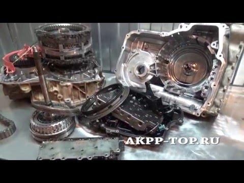 Ремонт и диагностика АКПП 6T40 Шевроле Круз (1080p)