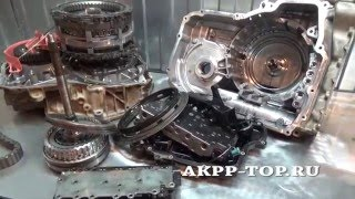 Ремонт и диагностика АКПП 6T40 Шевроле Круз (1080p)(, 2016-04-04T11:50:06.000Z)