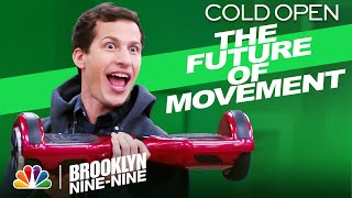 Cold Open: Jake Gets a Hoverboard - Brooklyn Nine-Nine