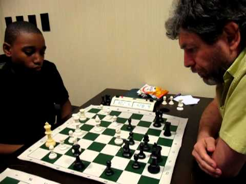 GM Gregory Kaidanov vs. James Black