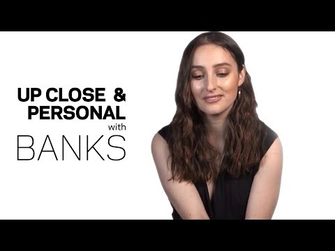 BANKS On III, 'Contaminated' & Exploring Life's Messiness In Music | Up Close & Personal