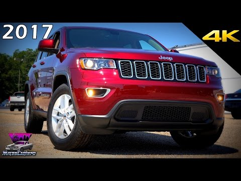 2017 Jeep Grand Cherokee Laredo - Ultimate In-Depth Look in 4K