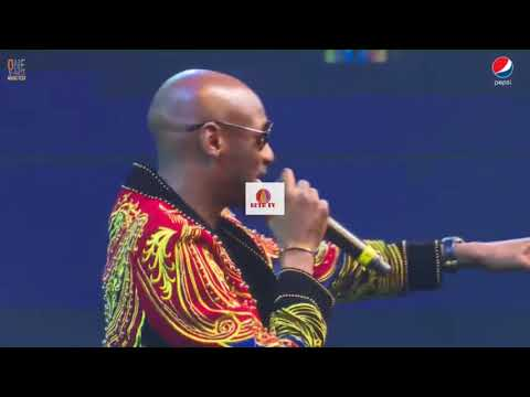 2FACE LEGENDARY PERFORMANCE AT ONE AFRICA MUSIC FEST DUBAI