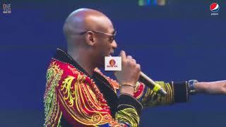 2face legendary performance at one africa music fest dubai