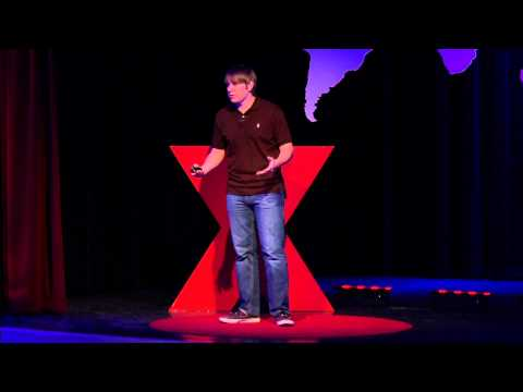 The power of truly social games: James Simpson at TEDxOU