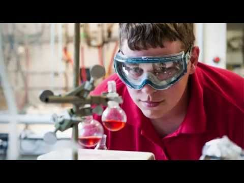 Majoring In Chemistry At Georgia Southern University