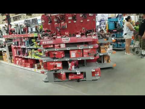 Home Depot Shop With Me  Store Walkthrough