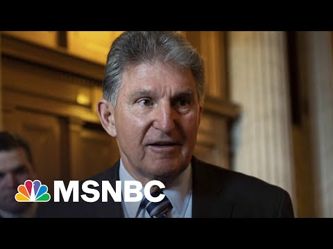 Manchin Opens Door On Voting Rights Compromise
