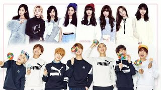 [BTS x SNSD] - Bts cover Snsd - Stafaband