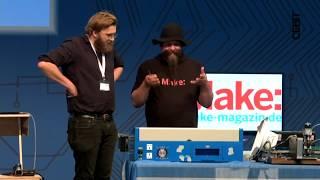 MAKE: Günstige Lasercutter sicherer machen – so geht