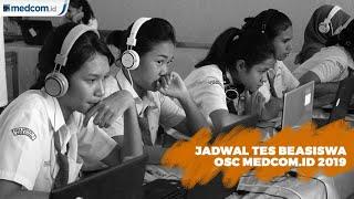 Jadwal Tes Online Osc Medcom.id 2019