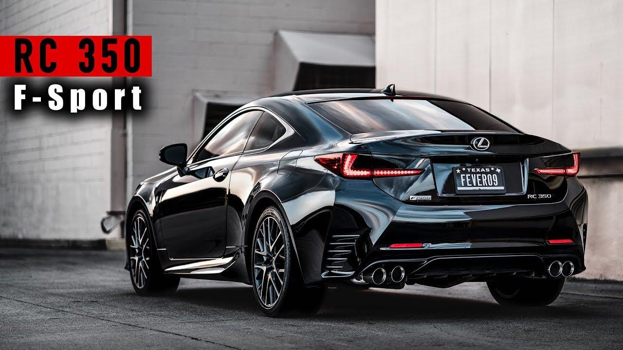 $350 ĐÔ Làm Nên Sự KHÁC BIỆT | Lexus RC 350 F-Sport Exhaust