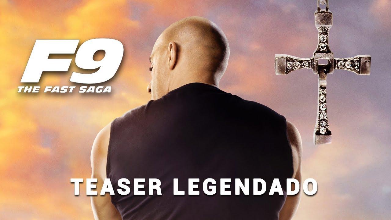 Velozes & Furiosos 9 • Teaser Legendado