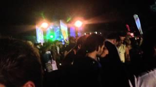 Aptera beach party, Chania, Crete island (August 2013)