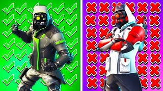 Don't buy these SKIN PACKS anymore on FORTNITE... ⚠️
