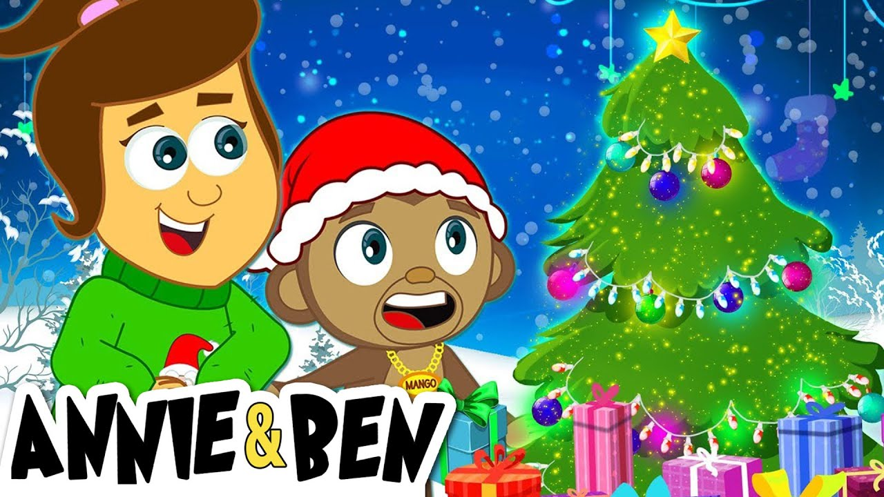 Decorating The Christmas Tree With Annie And Ben Educational Cartoons For Kids Youtube Take a look at our large collection of festive coloring sheets. decorating the christmas tree with annie and ben educational cartoons for kids