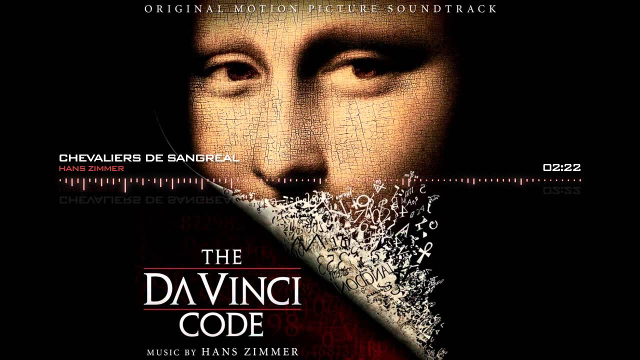 The da vinci code soundtrack chevaliers de sangreal by for Zimmer soundtrack