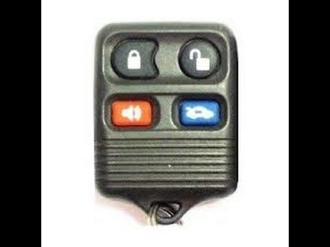 1998 To 2003 Lincoln Town Car Factory Transmitter Remote Programming