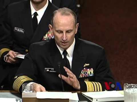 退休将领:世界需要美国海军捍卫航海自由