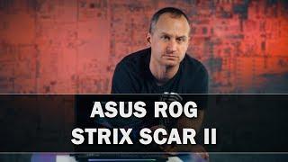 Asus ROG STRIX SCAR II: Přenosná herní bestie s Nvidia RTX 2070!