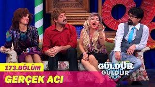 Güldür Güldür Show 173.Bölüm - Yaralı Show Gerçek Acı