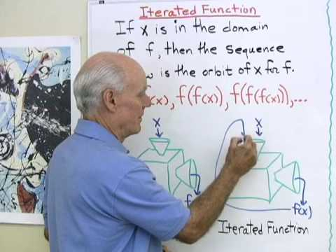 Sequences 10: Fractals and Chaos
