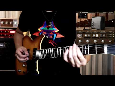 New Upload! Ballad Jam (Original Music) - UA OX | Amp Top Box | Presets Demo