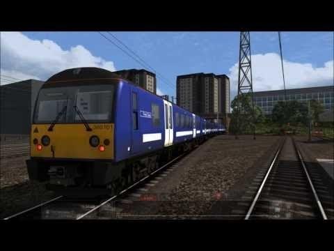 train simulator 2015 London Ipswich part 1 |