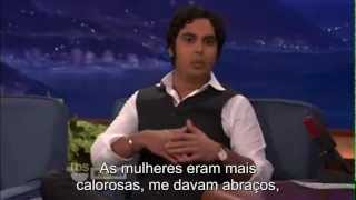 Kunal Nayyar (Raj - The Big Bang Theory) - Entrevista legendada PT-BR