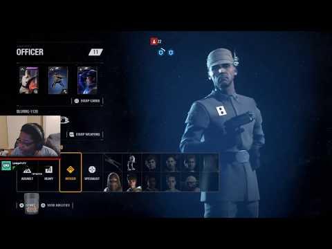 Star Wars Battlefront 2 Gameplay - Battlefront 2 Multiplayer Live - Galactic Assault Maps